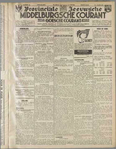 Middelburgsche Courant 1934-01-29