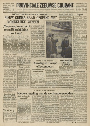Provinciale Zeeuwse Courant 1961-04-05