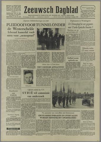 Zeeuwsch Dagblad 1957-10-31