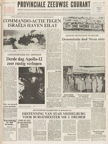 Provinciale Zeeuwse Courant 1969-11-17