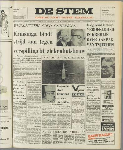 de Stem 1968-09-12