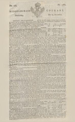 Middelburgsche Courant 1761-12-24