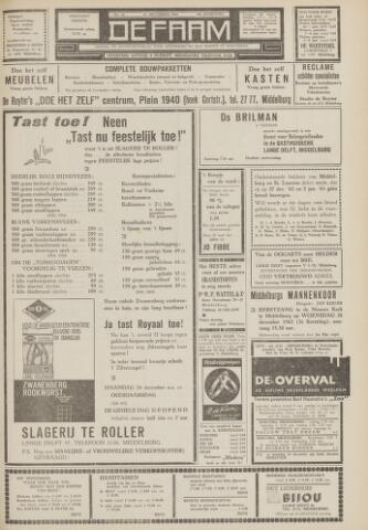 de Faam en de Faam/de Vlissinger 1962-12-21