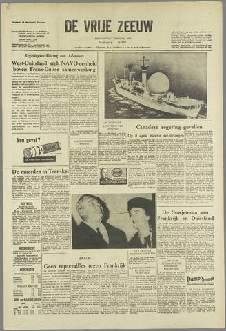 de Vrije Zeeuw 1963-02-07