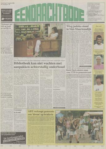 Eendrachtbode (1945-heden)/Mededeelingenblad voor het eiland Tholen (1944/45) 2004-08-19