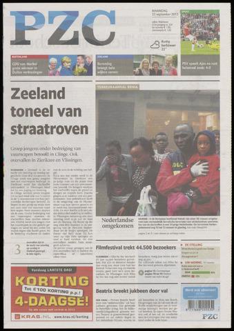 Provinciale Zeeuwse Courant 2013-09-23