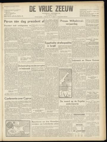 de Vrije Zeeuw 1955-09-01