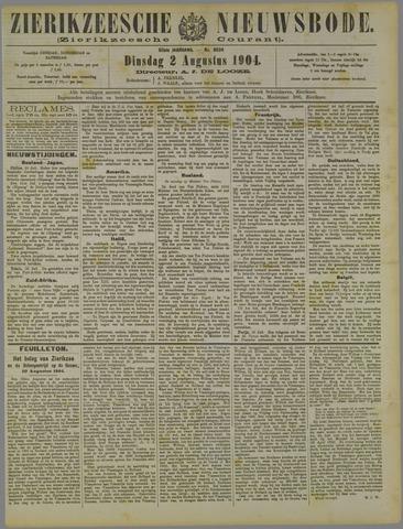 Zierikzeesche Nieuwsbode 1904-08-02