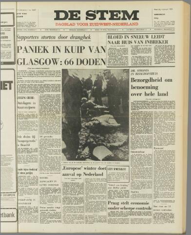 de Stem 1971-01-04