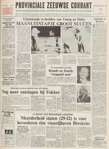 Provinciale Zeeuwse Courant 1972-04-22