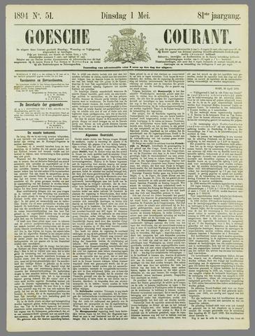 Goessche Courant 1894-05-01