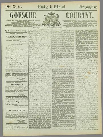 Goessche Courant 1893-02-14