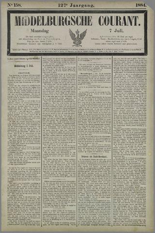 Middelburgsche Courant 1884-07-07