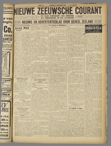 Nieuwe Zeeuwsche Courant 1923-09-15