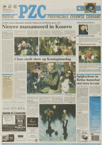 Provinciale Zeeuwse Courant 1999-05-01