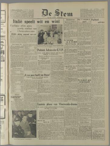 de Stem 1948-04-20