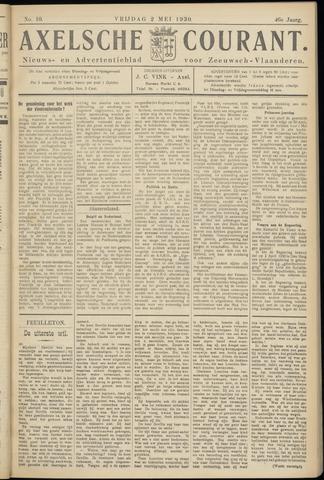 Axelsche Courant 1930-05-02