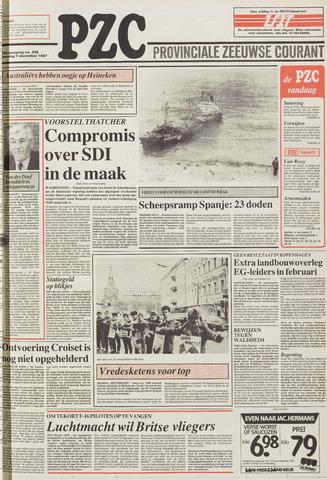 Provinciale Zeeuwse Courant 1987-12-07