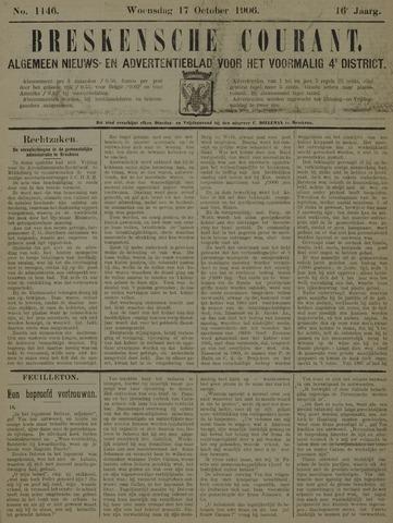 Breskensche Courant 1906-10-17