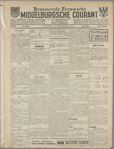 Middelburgsche Courant 1932-12-31