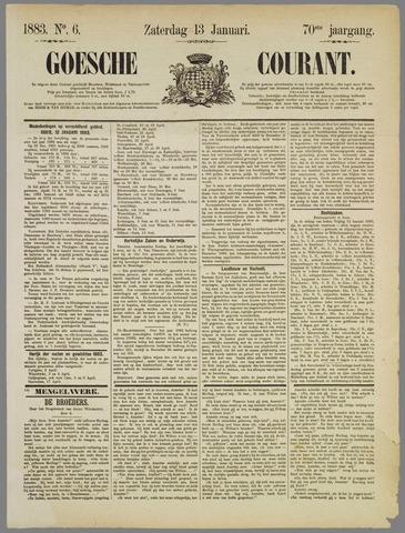 Goessche Courant 1883-01-13