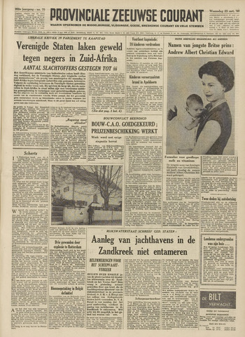 Provinciale Zeeuwse Courant 1960-03-23