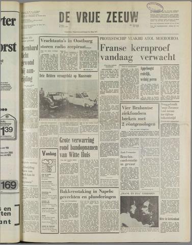 de Vrije Zeeuw 1973-07-20