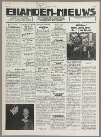 Eilanden-nieuws. Christelijk streekblad op gereformeerde grondslag 1980-01-29