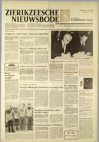 Zierikzeesche Nieuwsbode 1970-07-13