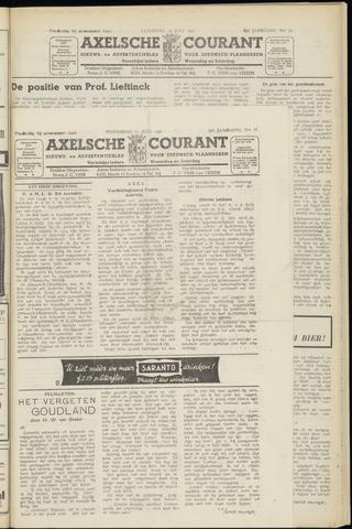 Axelsche Courant 1951-07-11
