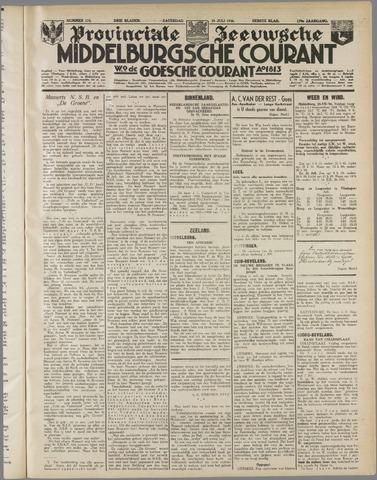 Middelburgsche Courant 1936-07-25