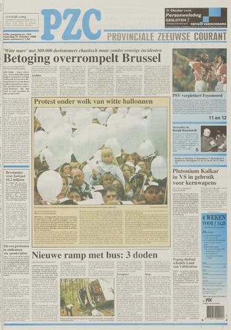 Provinciale Zeeuwse Courant 1996-10-21
