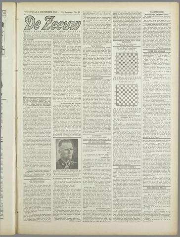 De Zeeuw. Christelijk-historisch nieuwsblad voor Zeeland 1943-12-08