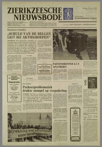 Zierikzeesche Nieuwsbode 1975-03-25