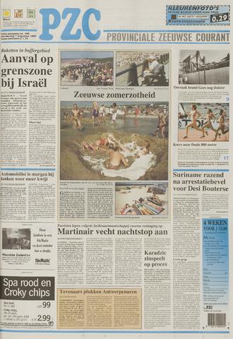 Provinciale Zeeuwse Courant 1997-08-07