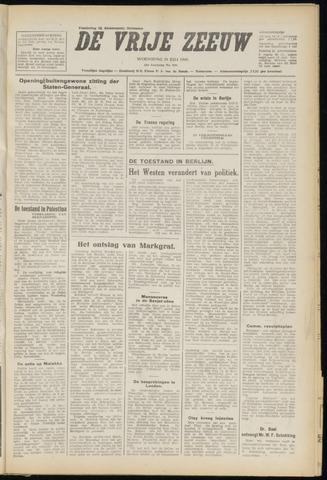 de Vrije Zeeuw 1948-07-28