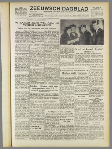 Zeeuwsch Dagblad 1952-04-10
