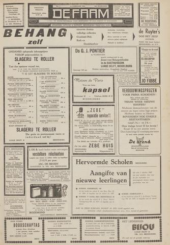 de Faam en de Faam/de Vlissinger 1962-02-16
