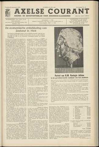 Axelsche Courant 1965-07-31