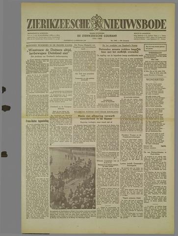 Zierikzeesche Nieuwsbode 1952-02-14