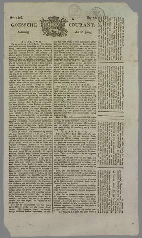 Goessche Courant 1826-06-26