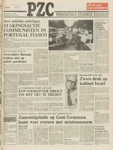 Provinciale Zeeuwse Courant 1975-08-20