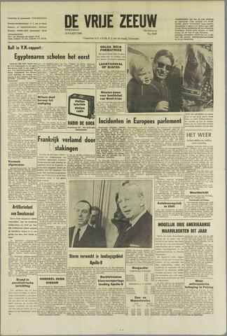 de Vrije Zeeuw 1969-03-12