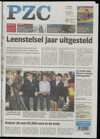 Provinciale Zeeuwse Courant 2013-06-08
