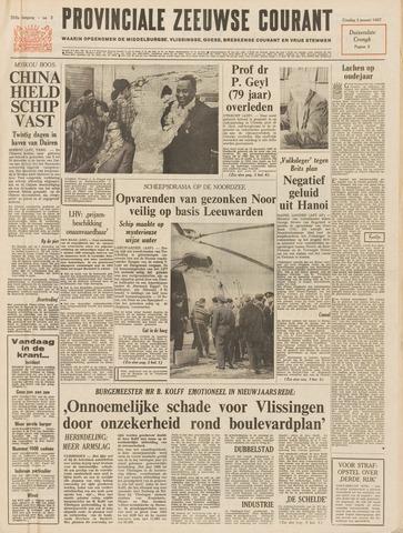 Provinciale Zeeuwse Courant 1967-01-03
