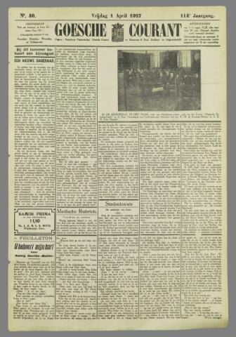Goessche Courant 1927-04-01