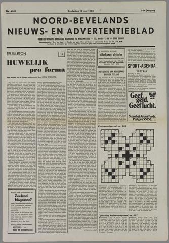 Noord-Bevelands Nieuws- en advertentieblad 1983-05-19