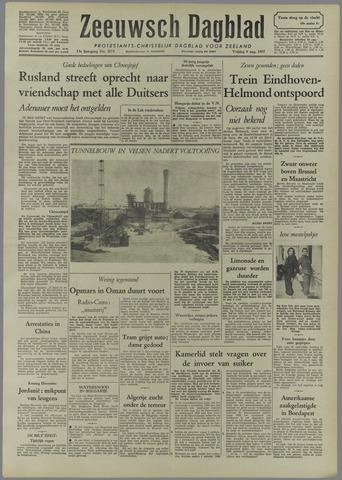 Zeeuwsch Dagblad 1957-08-09