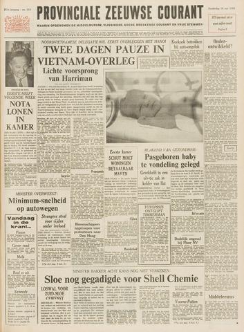 Provinciale Zeeuwse Courant 1968-05-16