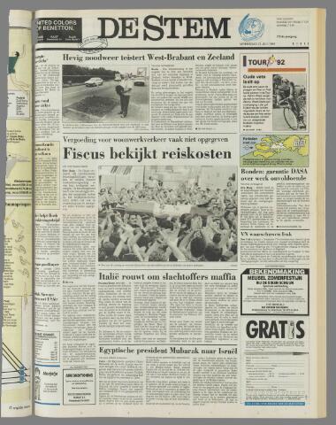 de Stem 1992-07-22